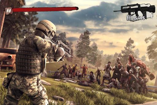 Zombie Frontier 3: Sniper FPS  screenshots 5