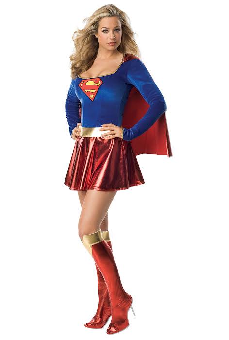 Super Girl dräkt  9424ac13d55a8