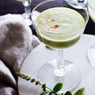 Chilled Melon Soup.