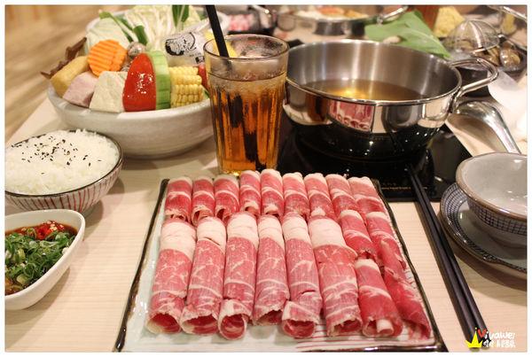 自由庭日式鍋物-完整菜單 海鮮 聚餐 2015年6月新開幕!食材新鮮的套餐式火鍋
