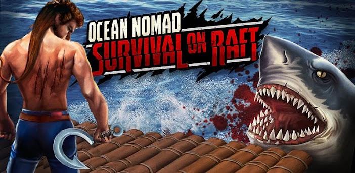 Überleben auf Floß: Survival on Raft - Ocean Nomad