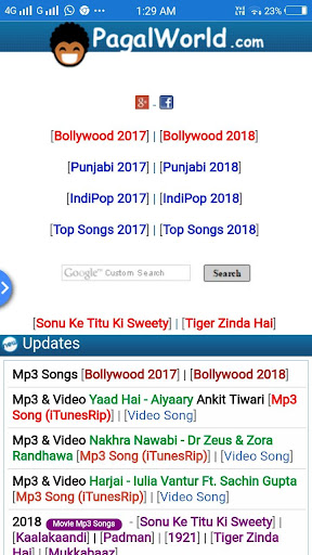 all new bollywood songs mp3 download 2017 at pagalworld.com