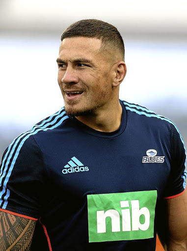 Sonny Bill Williams. Picture: GETTY IMAGES