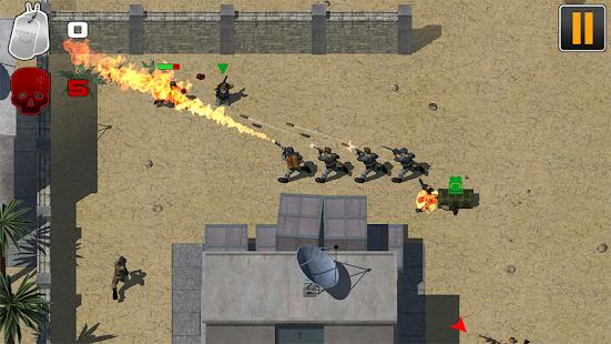 Combat rush - náhled