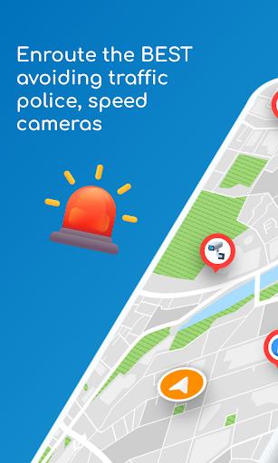 Police Speed & Traffic Camera Radar & Detector 1.93 screenshots 1