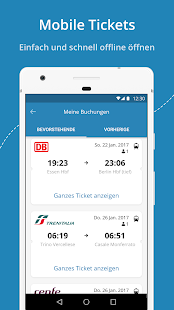 GoEuro - Bahn, Bus, Flug Screenshot