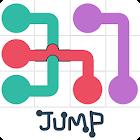 Draw Line: Jump icon