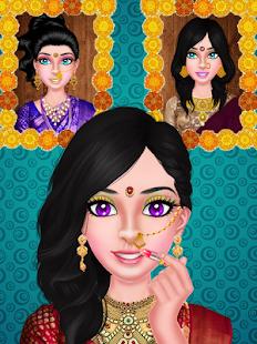 Indian Wedding Bride Dress up & Makeover - náhled