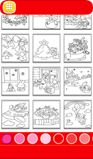 Download Coloriage Noel For PC Windows and Mac apk screenshot 2