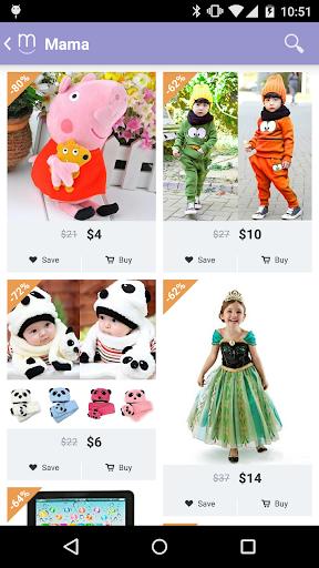 Mama - Thoughtful Shopping screenshot 1