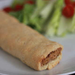Gluten Free Vegan Oaty Bean and Lentil Sausage Rolls Recipe
