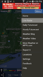 WPRI Weather- screenshot thumbnail