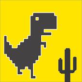 Dino Run Offline Chrome Game APK for Blackberry