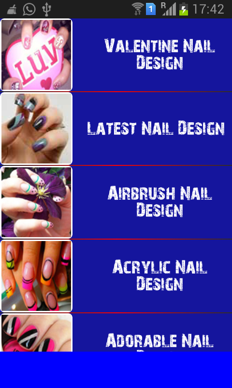 Latest Nail Designs