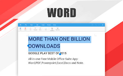 WPS Office - Word, Docs, PDF, Note, Slide & Sheet APK screenshot thumbnail 18