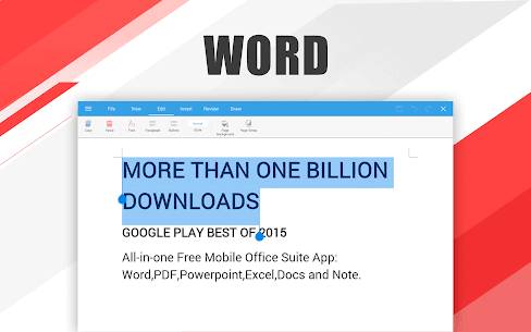 WPS Office Pro APK [Latest] 10
