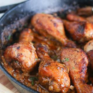Baked Chicken Legs Tomato Sauce Recipes