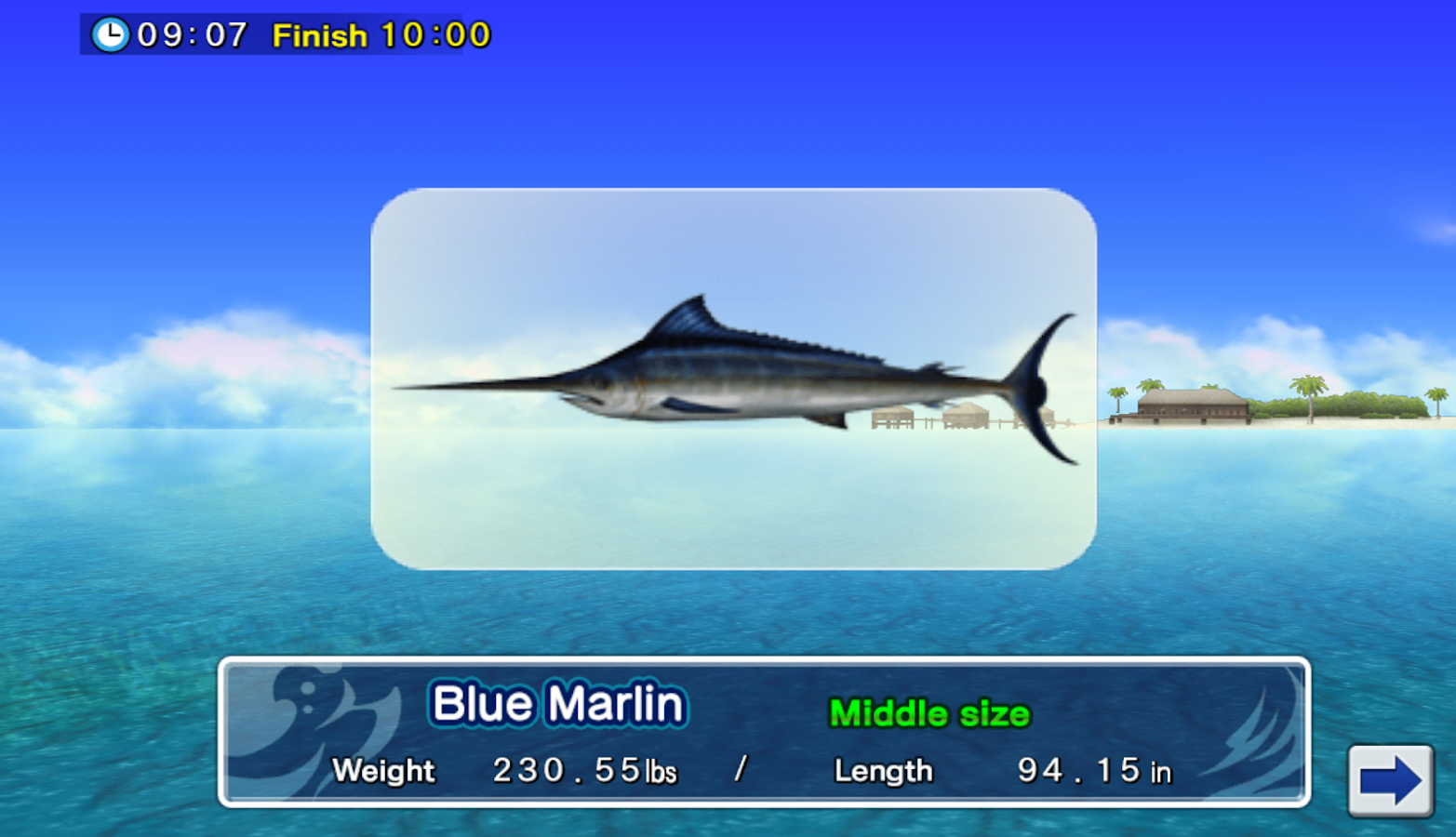 Excite BigFishing Free- screenshot