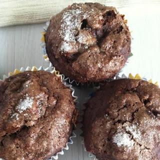 Chocolate Banana Muffins Vegan GF Soy Free