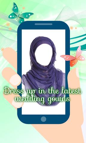 android Hijab Color Foto Montage Maker Screenshot 9