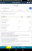 Screenshot of San Francisco Airport (SFO)