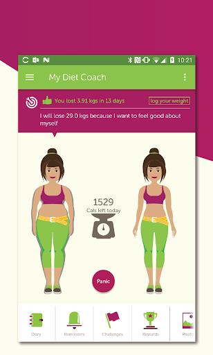 My Diet Coach - Weight Loss Motivation & Tracker 5.3.0 screenshots 1
