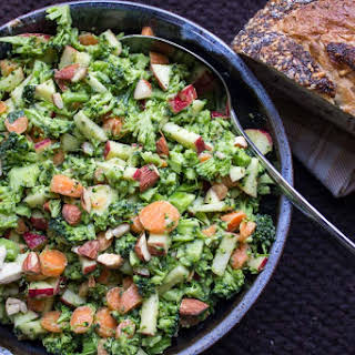 Healthy Broccoli Slaw Dressing Recipes.