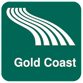 Gold Coast Map offline