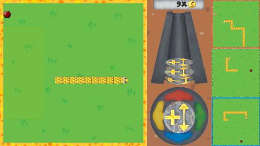 Battle Snake: Online Multiplayer Challenge Free 7.4 screenshots 3