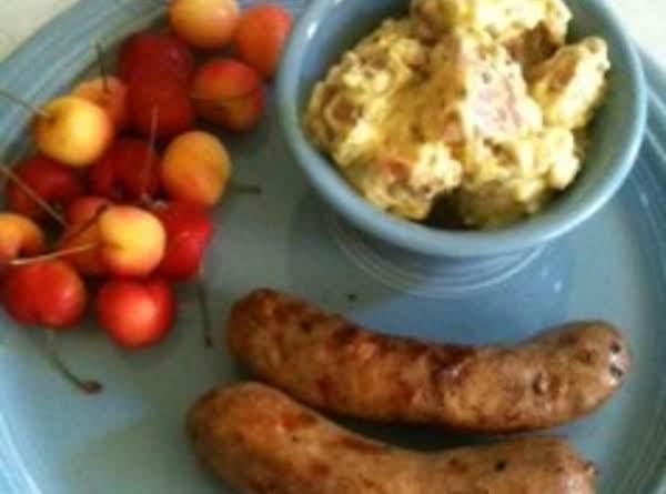 Red Potato Salad W/ Coarse Ground Mustard