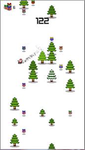 Santa Pixel Christmas games MOD (Unlimited Money) 4