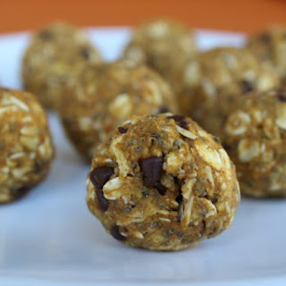 No Bake Pumpkin Protein Bites Recipe