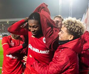 Dieumerci Mbokani n'a pas encore définitivement écarté la possibilité d'un retour à Anderlecht
