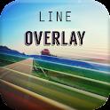 Line Overlay icon