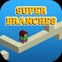 Super Branches : Bridge Racing icon