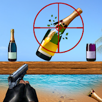 Ultimate Bottle Shooting Game