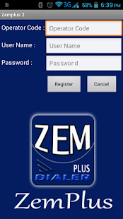 Zemplus Mobile Dialer- screenshot thumbnail