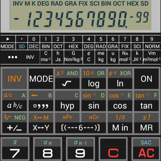 Scientific Calculator 995 file APK for Gaming PC/PS3/PS4 Smart TV