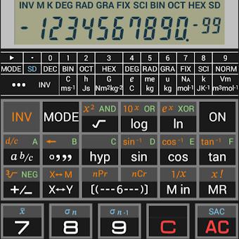 Scientific Calculator 995