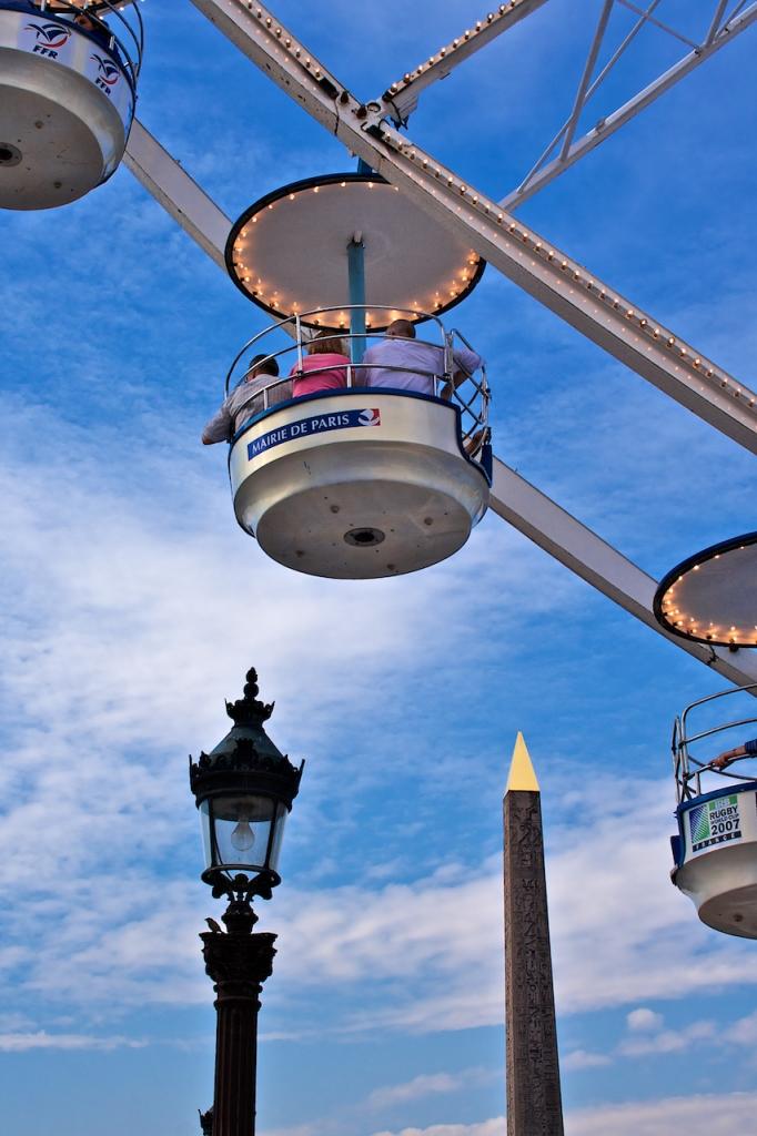 Parigi  Place de la Concorde di robi7857