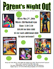 Photo: ISD LEO Club Parent's Night Out flyer