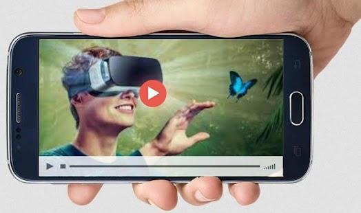 VR Reality Videos & Movie 360 - náhled
