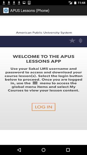 APUS Lessons