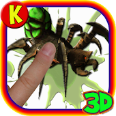 Mutant Spiders Smasher