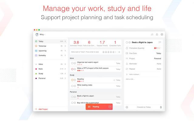 Focus To-Do: Pomodoro Timer & To Do List