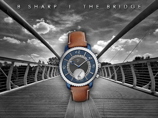 Download The Bridge - Luxury face for smart watches MOD APK 4