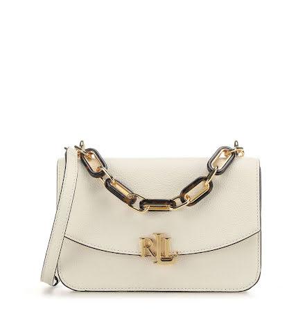 Madison: Medium Crossbody Bag, vanilla