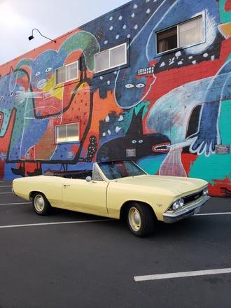 1966 Chevrolet Malibu Hire CA 92014