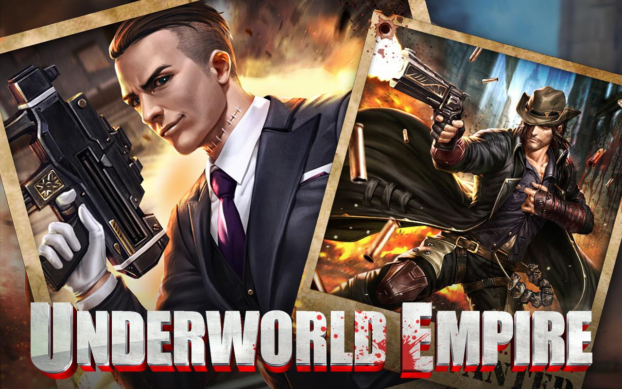 Underworld Empire- screenshot