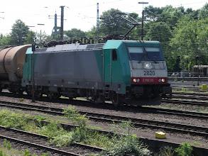 Photo: Güterbahnhof Aachen West - 2820
